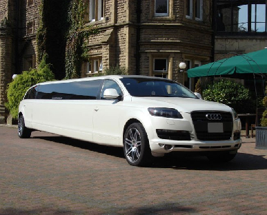 Limo Hire in Cardiff