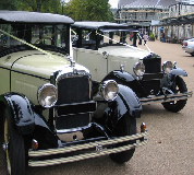 1927 Studebaker Dictator Hire in Cardiff