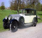 1929 Rolls Royce Phantom Sedanca in Cardiff