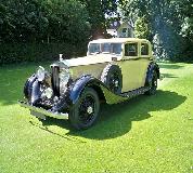 1935 Rolls Royce Phantom in Cardiff