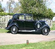 1939 Rolls Royce Silver Wraith in Cardiff