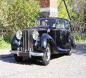 1952 Rolls Royce Silver Wraith in Cardiff