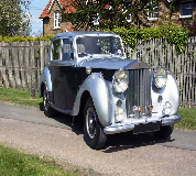 1954 Rolls Royce Silver Dawn in Cardiff