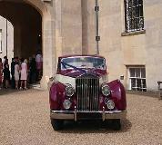 1955 Rolls Royce Silver Wraith in Cardiff