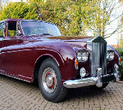 1960 Rolls Royce Phantom in Wales