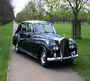 1963 Rolls Royce Phantom in Wales