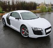 Audi R8 Hire in Cardiff