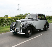 Bentley MK VI Hire in Cardiff