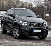 BMW X6 Hire in Cardiff