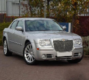 Chrysler 300C Baby Bentley Hire in Cardiff