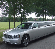 Dodge Charger Limo in Cardiff