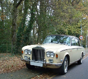 Duchess - Rolls Royce Silver Shadow Hire in Cardiff
