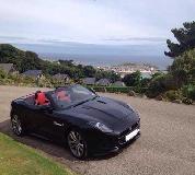 Jaguar F Type Hire in Cardiff