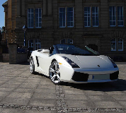 Lamborghini Gallardo Hire in Cardiff