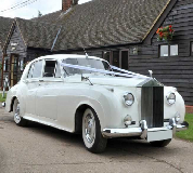 Marquees - Rolls Royce Silver Cloud Hire in Wales