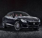 Maserati Quattroporte Hire in Cardiff