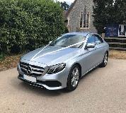 Mercedes E220 in Cardiff