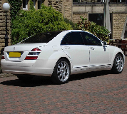 Mercedes S Class Hire in Cardiff