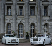 Phantom and Ghost Pair Hire in Cardiff