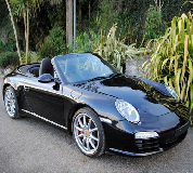 Porsche Carrera S Convertible Hire in Cardiff