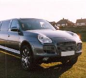 Porsche Cayenne Limos in Cardiff