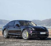 Porsche Panamera Hire in Cardiff