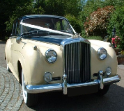 Proud Prince - Bentley S1 in Cardiff