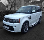 Range Rover Sport Hire  in Cardiff