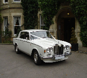 Rolls Royce Silver Shadow Hire in Cardiff