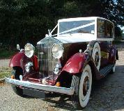 Ruby Baron - Rolls Royce Hire in Cardiff