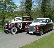 Ruby Baroness - Daimler Hire in Cardiff