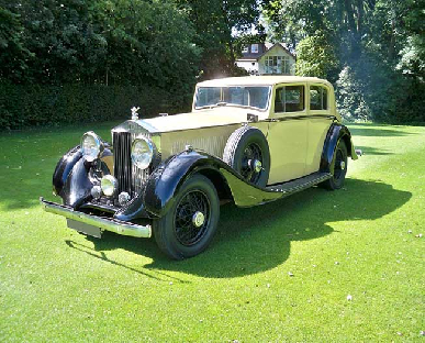 1935 Rolls Royce Phantom